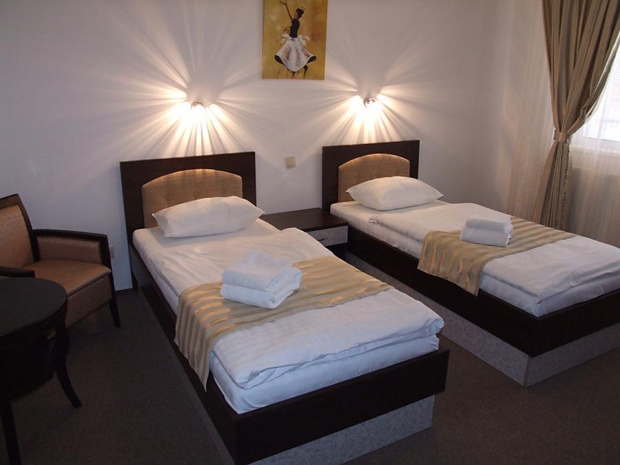 Třílůžkový pokoj Deluxe