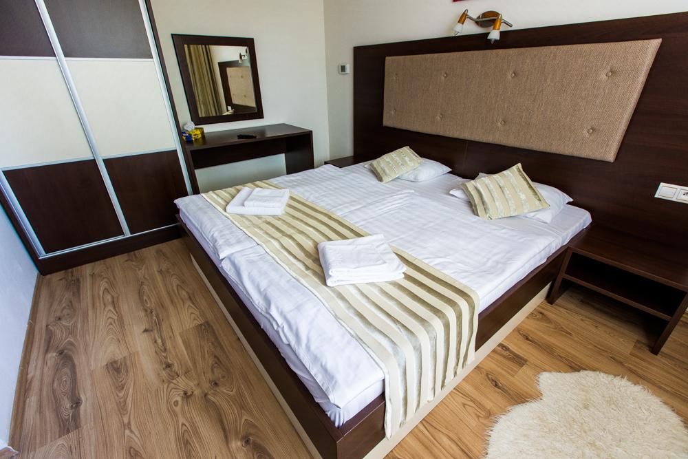Apartmán 4-lůžkový